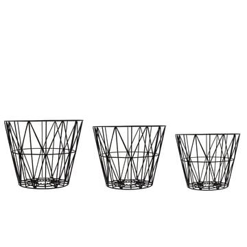 Wire Basket von ferm Living in 3 Größen