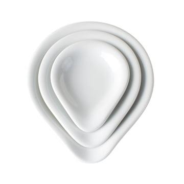 Kahla - Magic Grip Deckel- / Dip-Set, 3-teilig, weiß