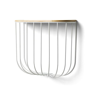 Menu - FUWL Cage Shelf, weiß