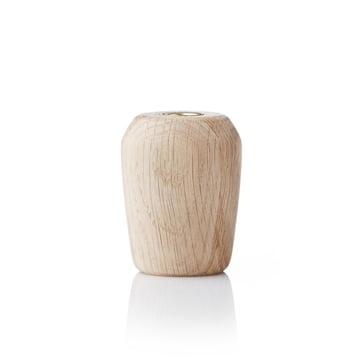 Applicata - Torso Kerzenständer medium, Eiche