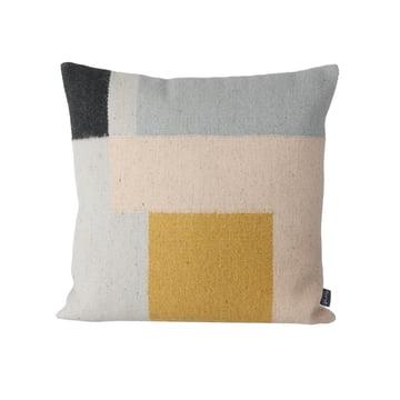 Kelim Cushion Kissen von ferm Living in Squares