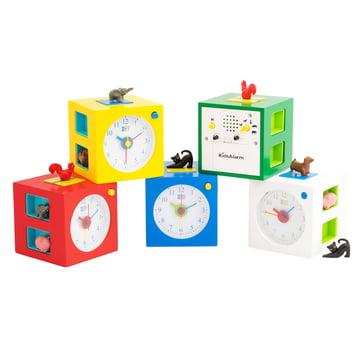 KidsAlarm von KooKoo in verschiedenen Farben