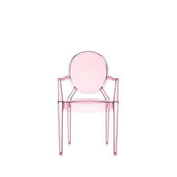 Kartell - Lou Lou Ghost, rosa