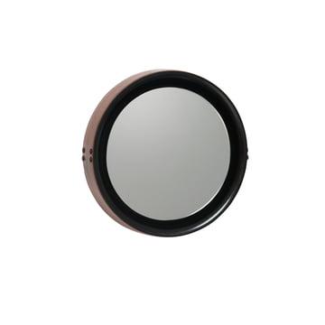 Sophie Mirror von Mater in Klein, Ø 42 cm