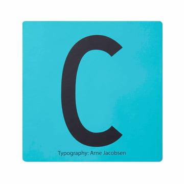 Design Letters - AJ Memory Spiel, Karte C