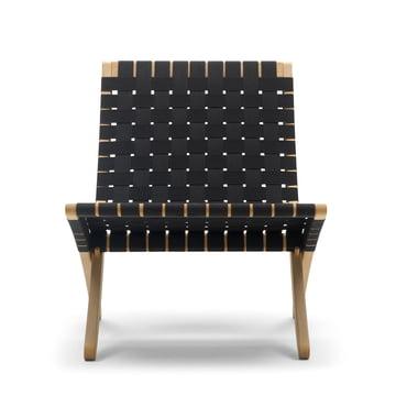 MG501 Cuba Chair von Carl Hansen Eiche/Schwarz
