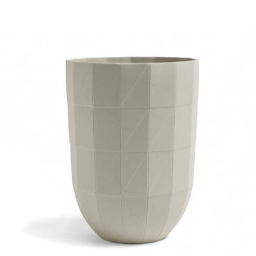 Die Hay - Paper Porcelain Vase in L