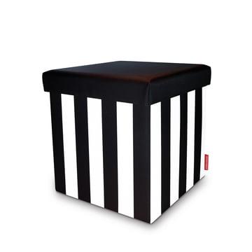 Sitting Box Black & White von Remember
