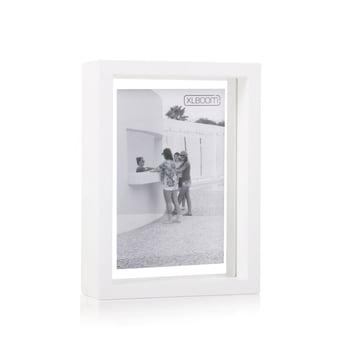 Floating Box 13 x 18 cm von XLBoom in Weiß