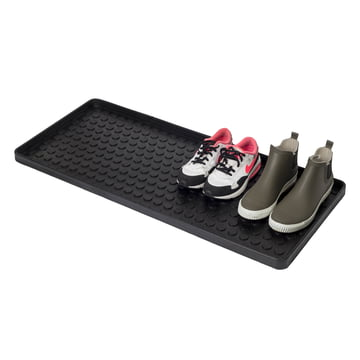 Der tica copenhagen - Shoe and Boot Tray in 88 x 38 cm, Dot