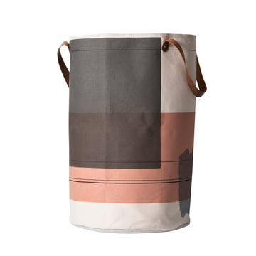 Colour Block Laundry Basket von ferm Living