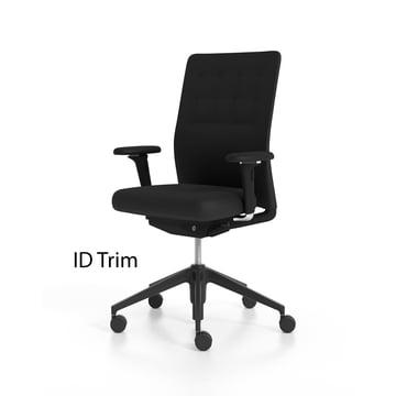 Vitra - ID Chair Trim (mit Schriftzug)