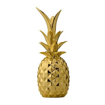 Bloomingville - Deko-Ananas, gold