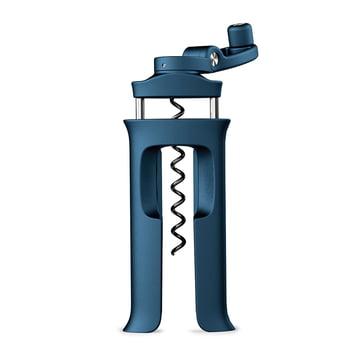BarWise Easy-Action Korkenzieher von Joseph Joseph in Blau