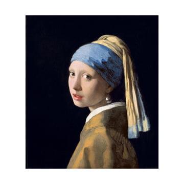 Das Mädchen mit dem Perlenohrring von IXXI