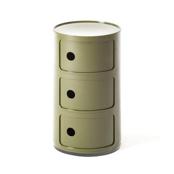 Componibili 4967 von Kartell in grün