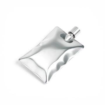 Liquid Body Flask von Areaware in Silber