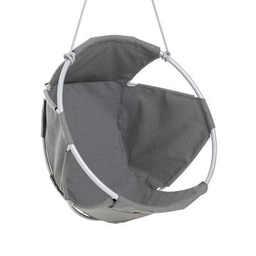 Der Trimm Copenhagen - Cocoon Hang Chair Outdoor, grau
