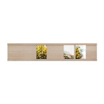 Lenz Fotoleiste Eiche, Hochformat (10 x 15) - 90 cm