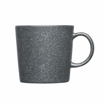 Teema Becher mit Henkel, 0,3 l von Iittala in gesprenkelt Grau