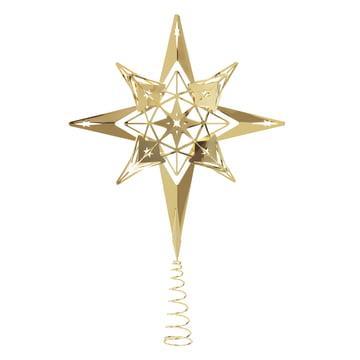 Baumspitze Stern H 23 cm von Rosendahl in Gold