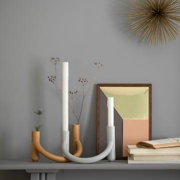Nellemann Vase / Kerzenhalter von Kähler Design