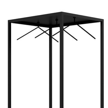 Die Nichba Design - Stand01 Garderobe mit MagHook Haken