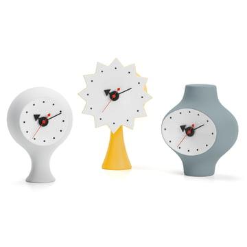 Vitra - Ceramic Clock Keramik Tischuhr