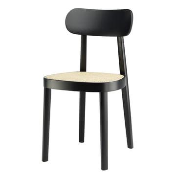 118 stuhl von thonet online shop for Thonet stuhl schwarz