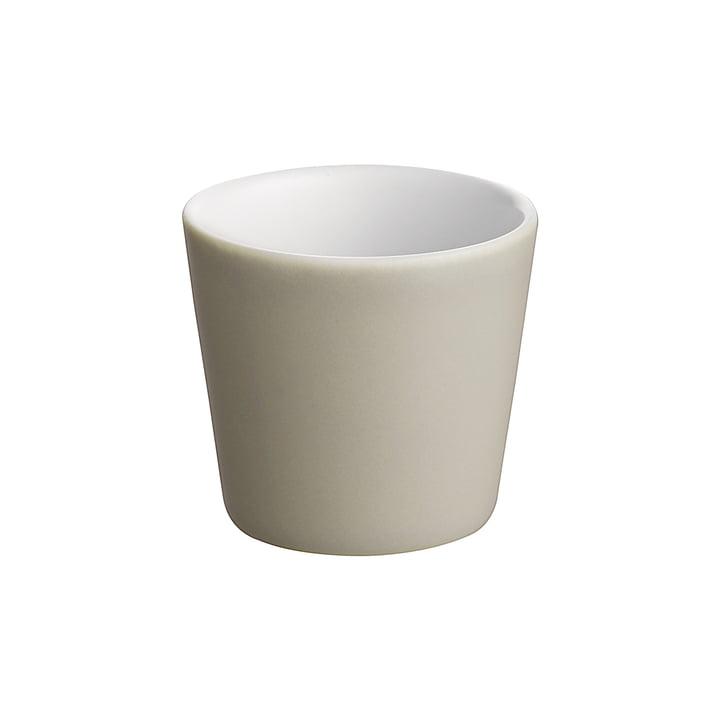 Alessi - Tonale Kleine Tasse, hellgrau, Ø 6 cm