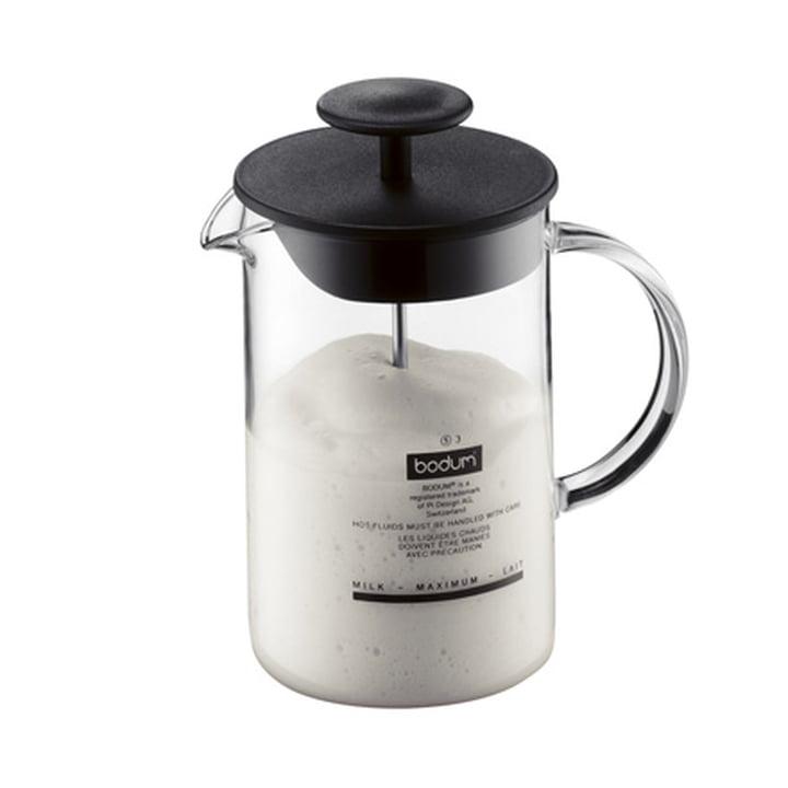 Bodum LATTEO - Milchschäumer mit Glasgriff