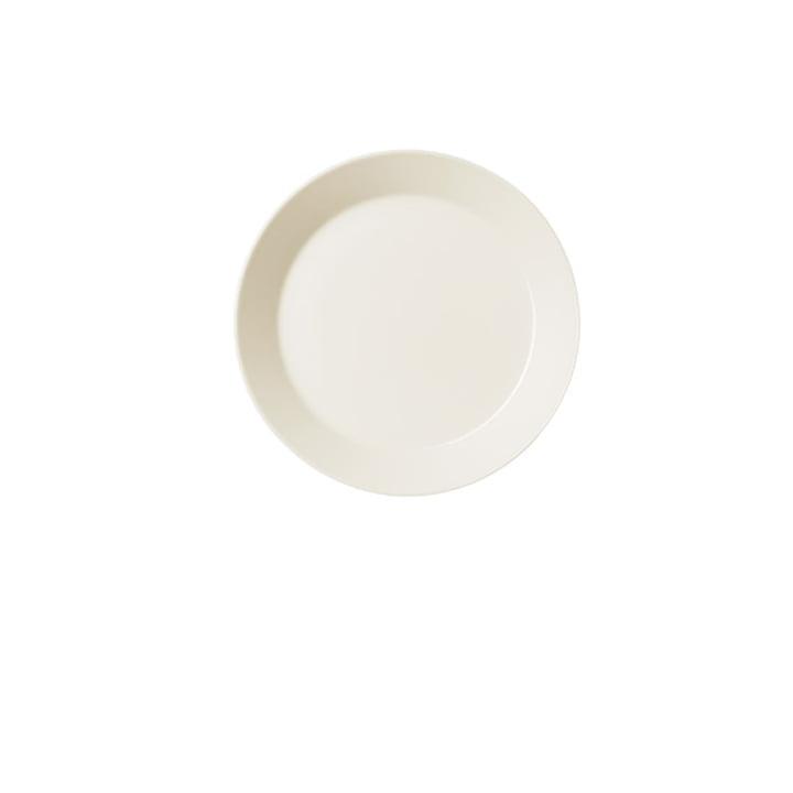 Teema Teller flach Ø 21 cm von Iittala in Weiß
