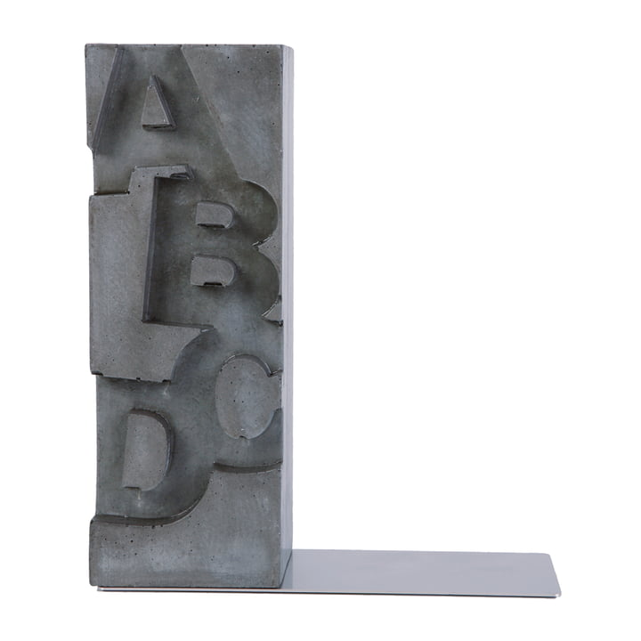 """""""ABCD"""" Bookend"""