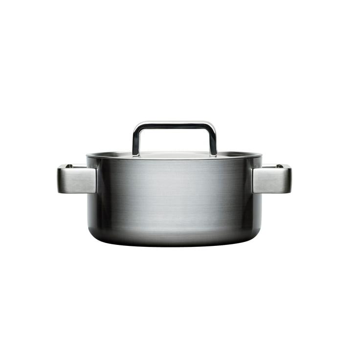 Iittala - Tools Topf mit Deckel, 18 cm, 2 l