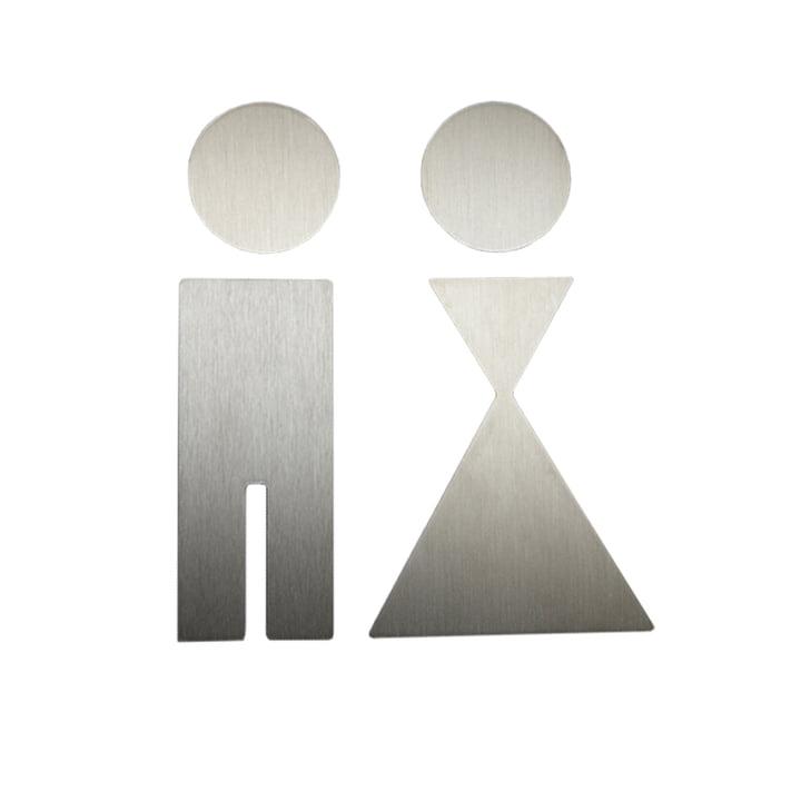 Piktogramm Frau und Mann