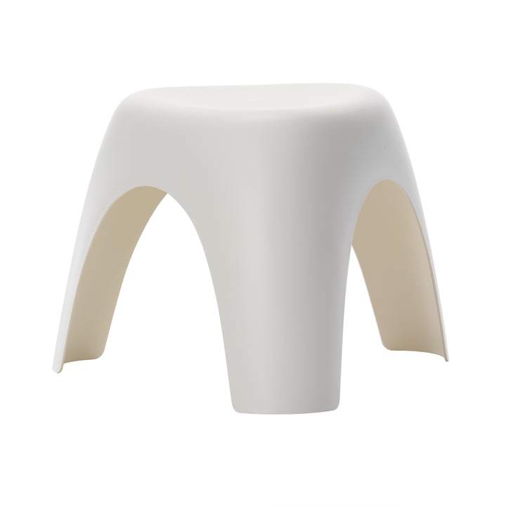 Vitra - Elephant Stool, crème