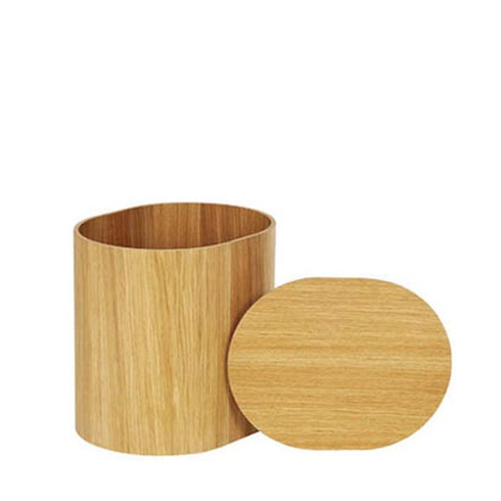 Swedese Log Aufbewahrungs-Tisch - natur