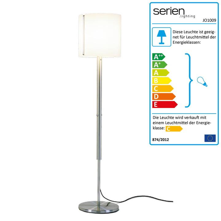 Jones Master Floor Lamp - small shade