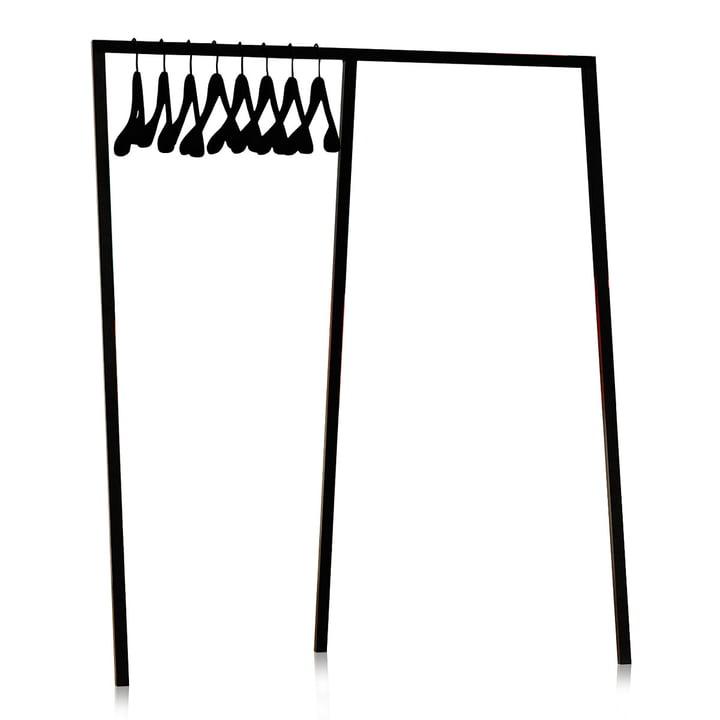 Hay Loop Stand Wardrobe schwarz