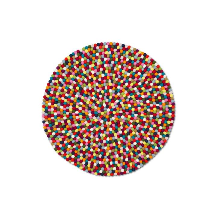 Hay Pinocchio Teppich multi colour