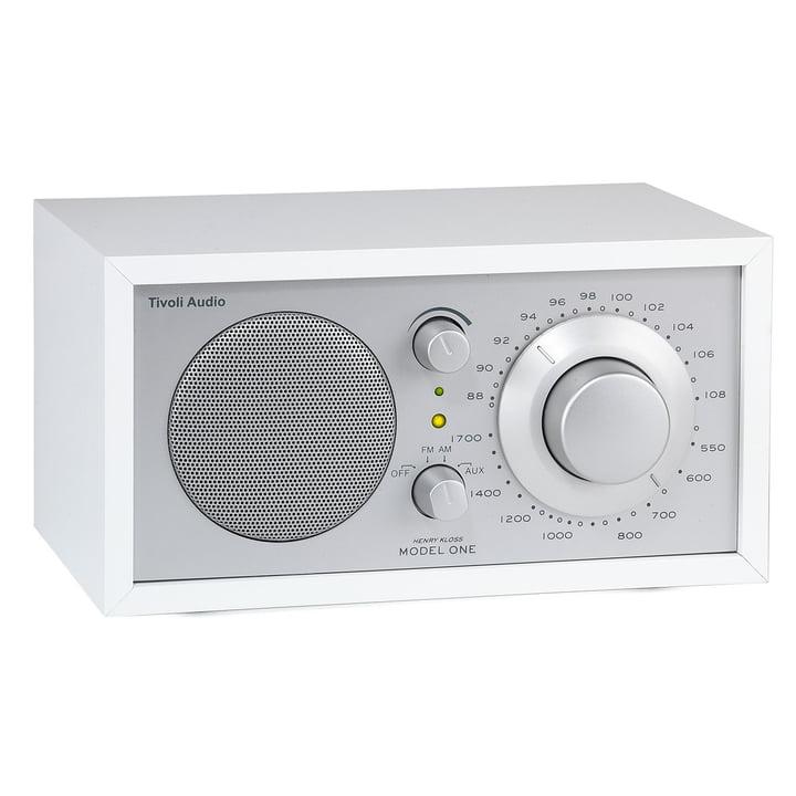 Tivoli Audio - Model One, silber / weiß