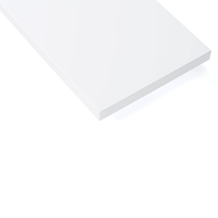 Regalboden (3er-Pack) von String in Weiß lackiert