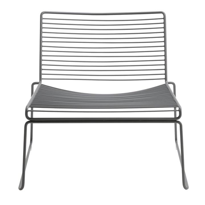 Hee Lounge Chair von Hay in Grau