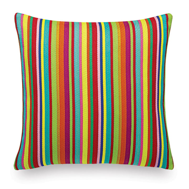 Vitra - Kissen Maharam: Millerstripe multicolored bright