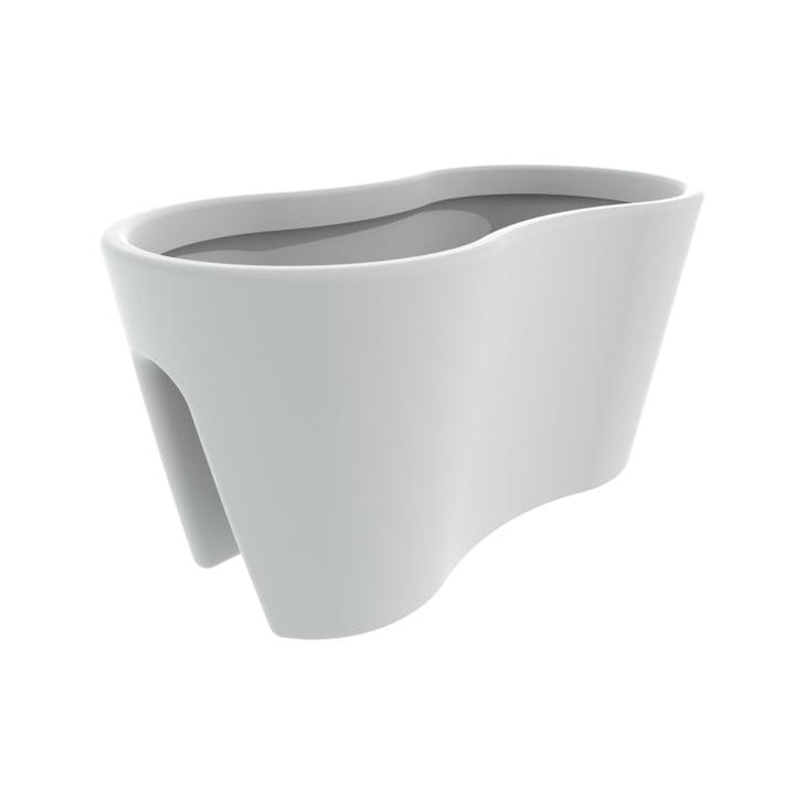 rephorm - Steckling Duo Pflanzbehälter in Weiß
