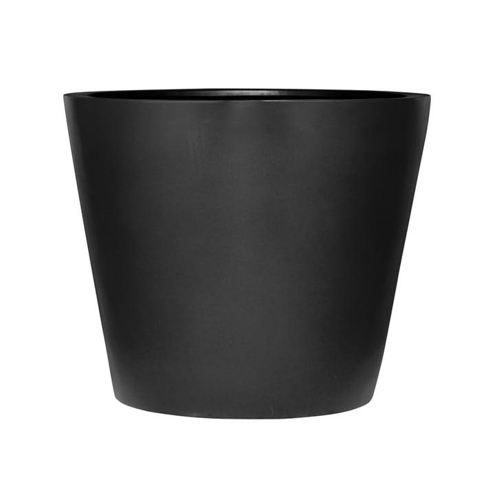 Der runde pflanzk bel schwarz von amei for Runde kindertische