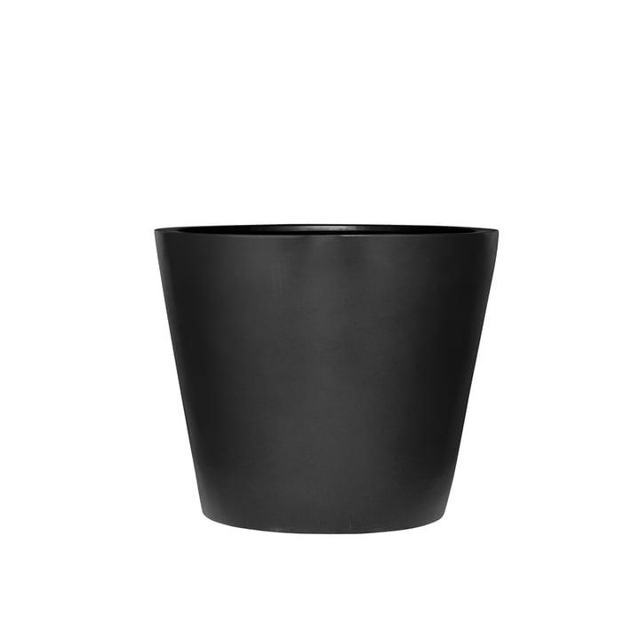 Das Runde Pflanzgefäß von amei, XS, schwarz