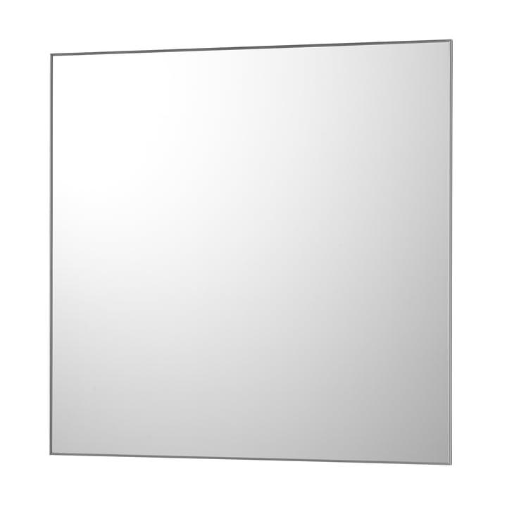 Driade - No Frame I, quadratischer Wandspiegel