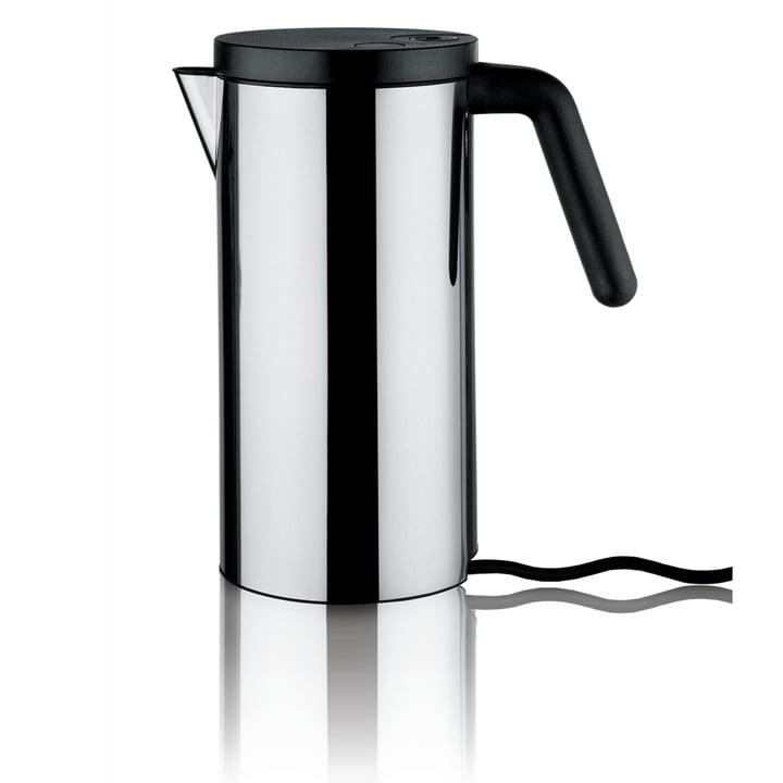 Alessi - Hot.it elektrischer Wasserkocher, schwarz ( 1.4 l )