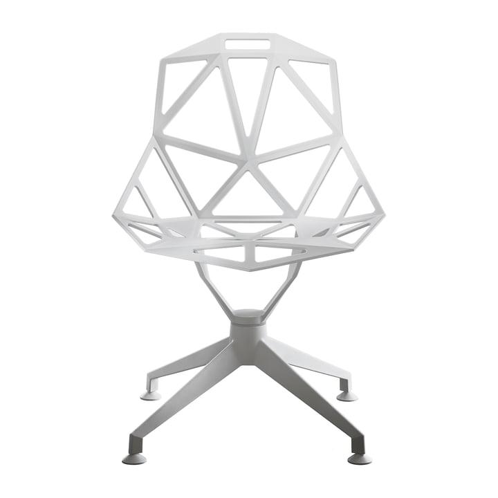 Magis - Chair One 4Star, weiß